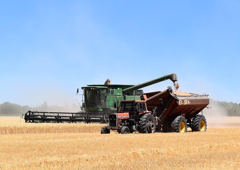 Техника для выращивания зерна